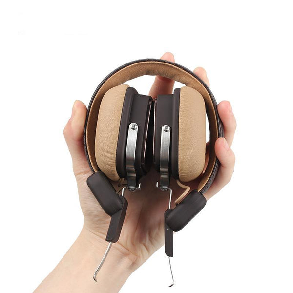 Oneodio Tan Bluetooth 4.1 Headphones