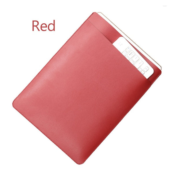 PU Leather iPad Sleeve