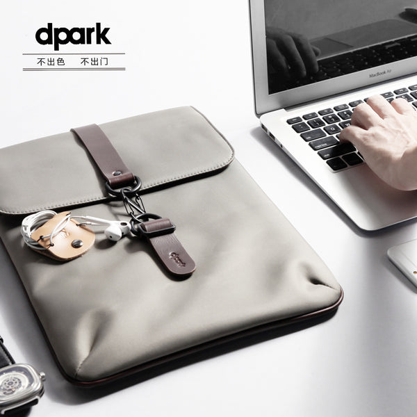 Dpark Waterproof Buckle Laptop Sleeve