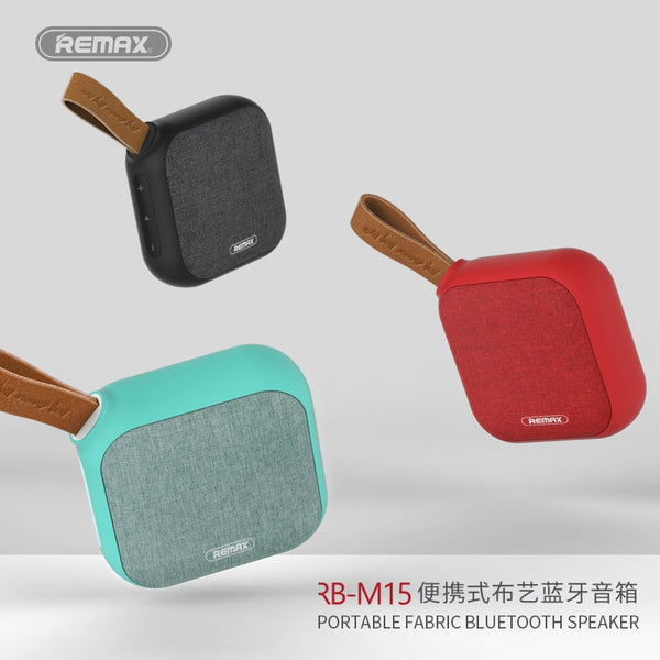 Waterproof Fabric Bluetooth Speaker