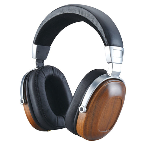 Mahogany Over Ear Hifi Headphones
