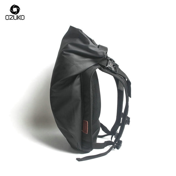 Ozuko Slim Waterproof Laptop Backpack