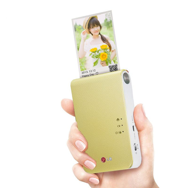 Portable Pocket Photo Printer