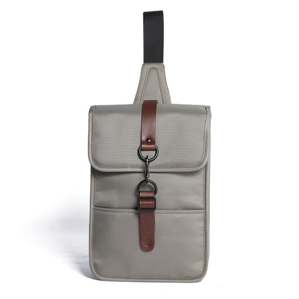 Minimalist Cross Body Buckle Bag