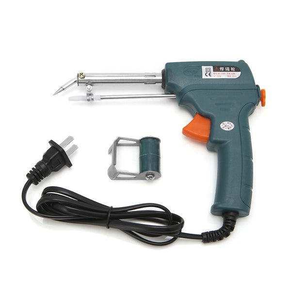 Solder Gun With Dispense Roller