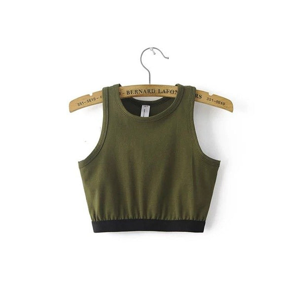Bruiser Sport Crop Top