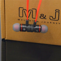Bluetooth Sport Earbuds with Mic Control