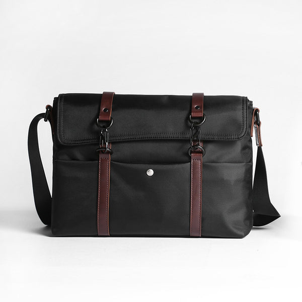 Dpark Canvas Shoulder Messenger Bag