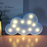 LED Dreamy Night Lights