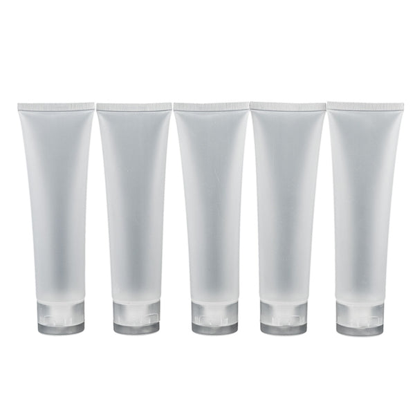 Refillable 100ml Travel Cream Tubes
