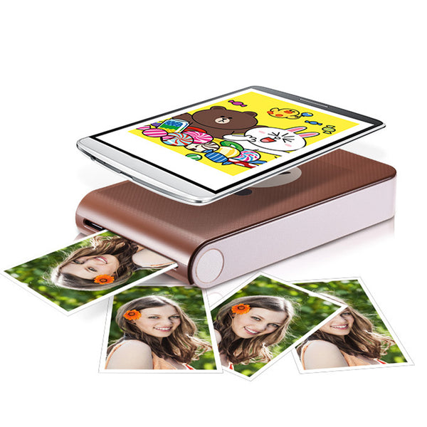 Bluetooth Portable Photo Printer
