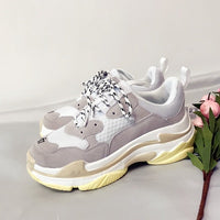 Chunky Pastel Girls Sneakers