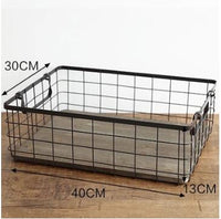 Iron Storage Basket