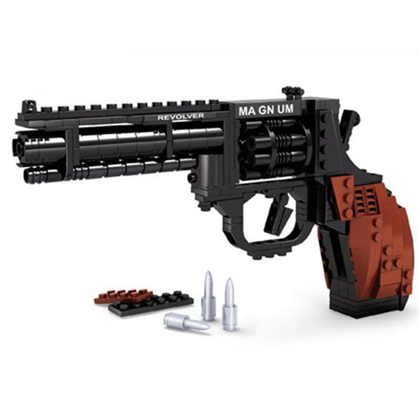 300pc Pistol Block Toy