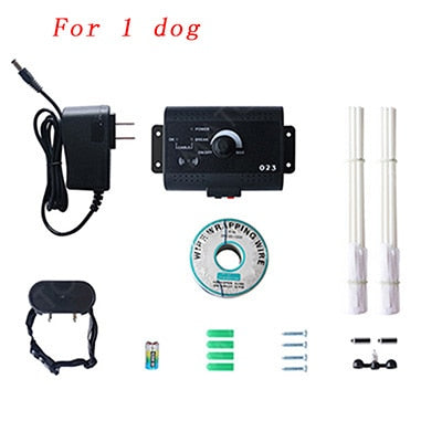 Invisible Electric Dog Fence Kit
