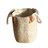 Seagrass Flowerpot Bag