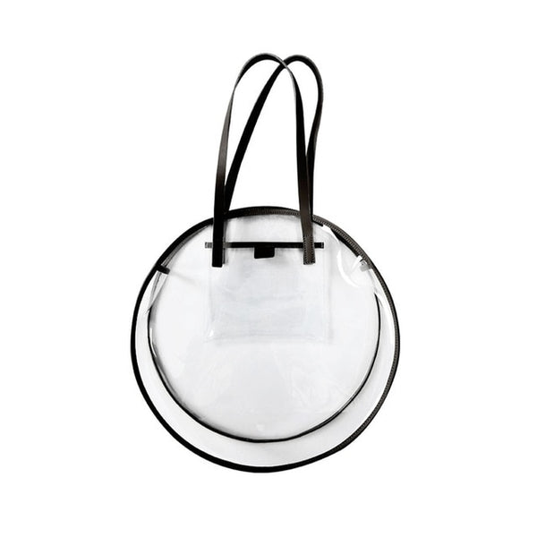 Transparent Large Round Bag