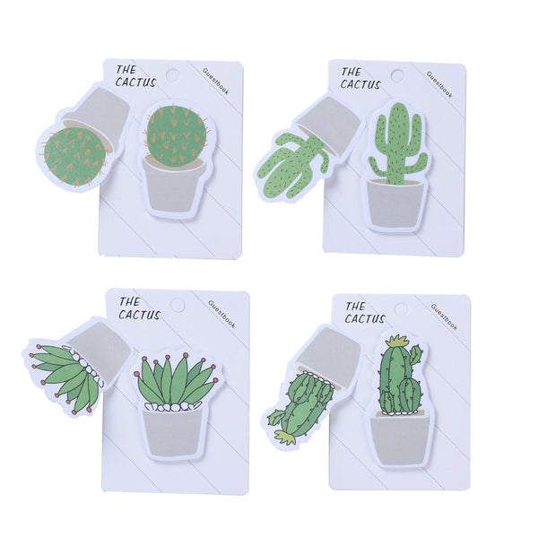 Cactus Post-it Notes