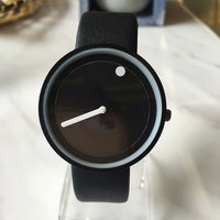 Minimalist Dot & Line Wrist Watch
