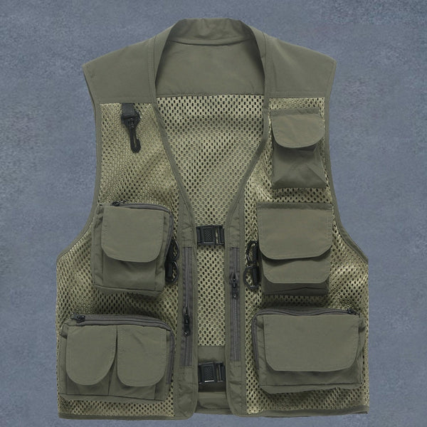 Tactical Mesh Military Vest