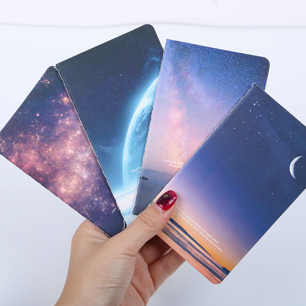 Constellation Notebook Set