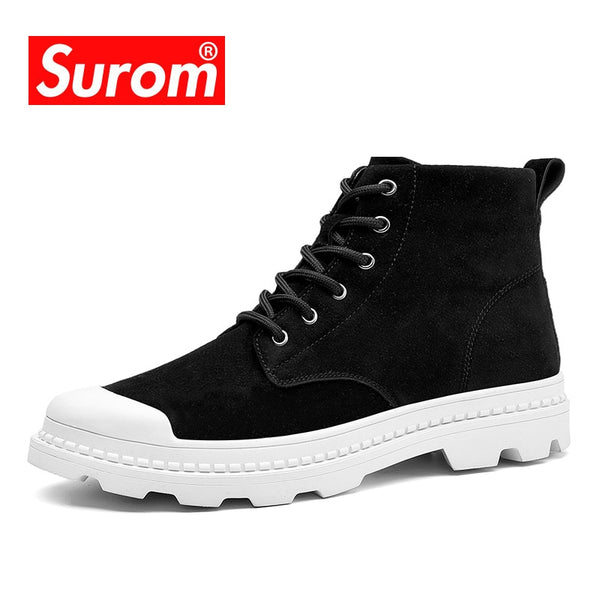 Casual Military Boots