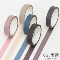 Tones Washi Tape Set