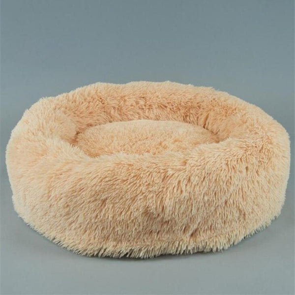 Faux Fur Lux Dog Bed