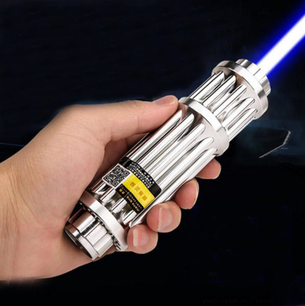 High-power laser flashlight