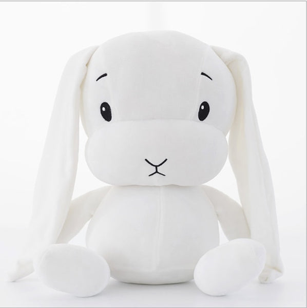 Plush Rabbit Snuggle Toy