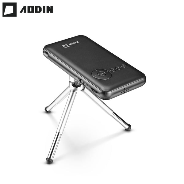 Mini HDMI Tripod Projector