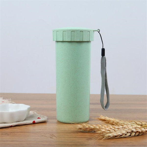 Eco Lidded Travel Mug
