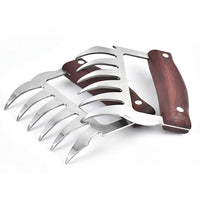 Stainless Steel Meat Shredding Claws