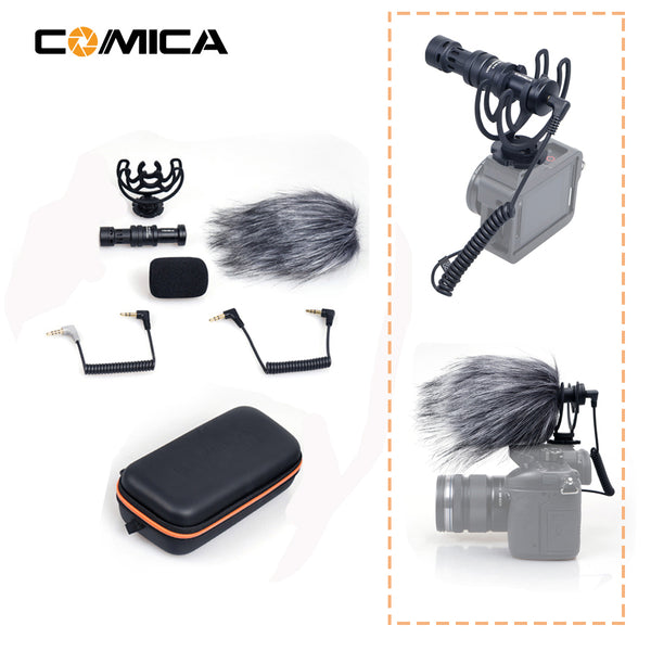 Compact Video Mic
