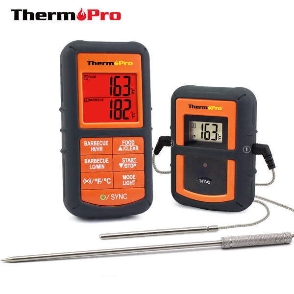 Wireless BBQ Temperature Probe