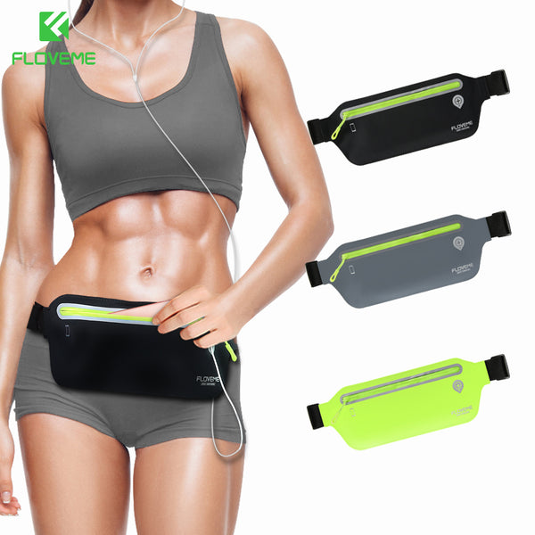 Ultrathin Running Belt