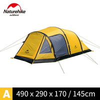 Inflatable Airpole Camping Tent