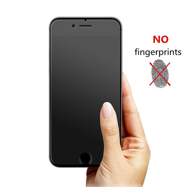 Smudge Proof iPhone Screen Protector