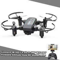720p Micro Quadcopter