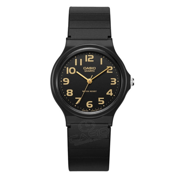 Black Casio Wristwatch