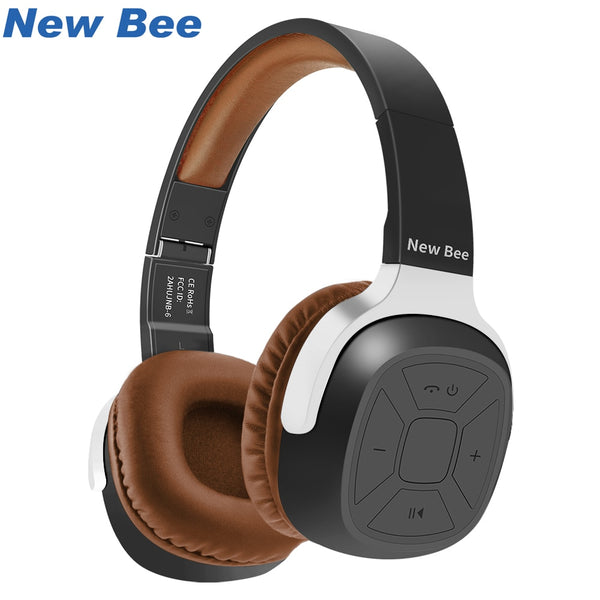 New Bee Wireless Bluetooth Headphones