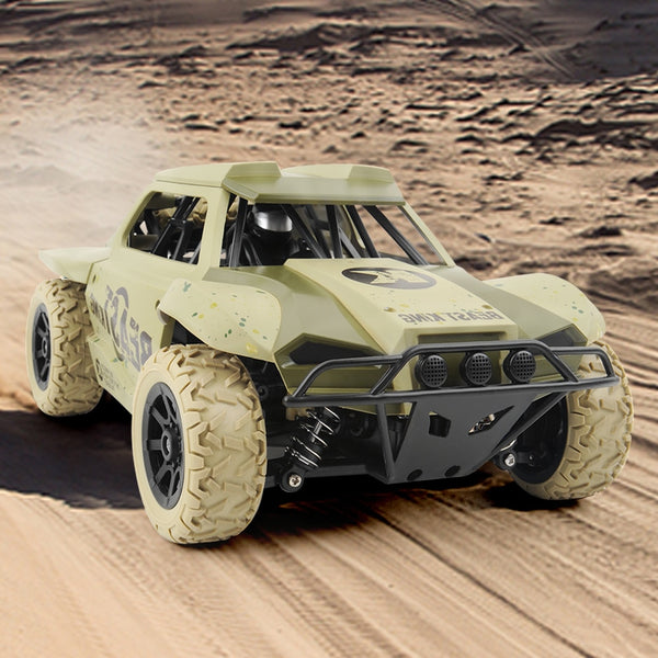 Off Road Rugged Remote Control Truck