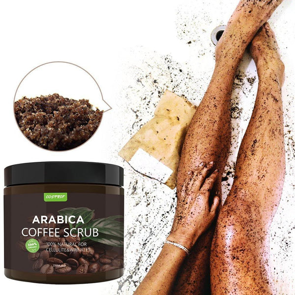 Arabica Coffee Body Scrub