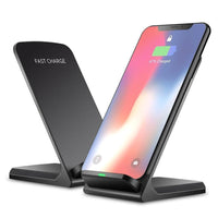 Fast Charge Wireless iPhone Charge Pad Stand