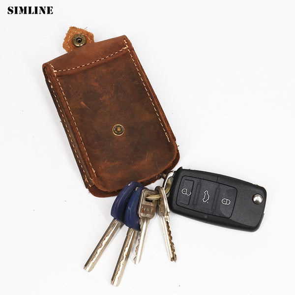 Leather Key Organiser
