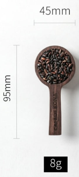Handcrafted Wooden Coffee Scoop