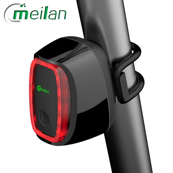 Rear LED Rechargeable Bike Light