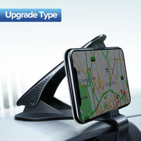 Heads Up Dashboard Phone Holder