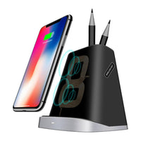 High Speed Wireless Charger Pen Holder