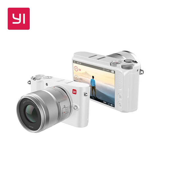 Xiaomi Yi Mirrorless Digital Camera